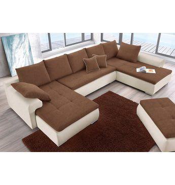 Collection AB Wohnlandschaft, wahlweise mit Bettfunktion - gemütliches sofa wohnzimmer