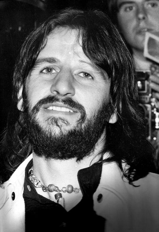 Ringo Starr 1972