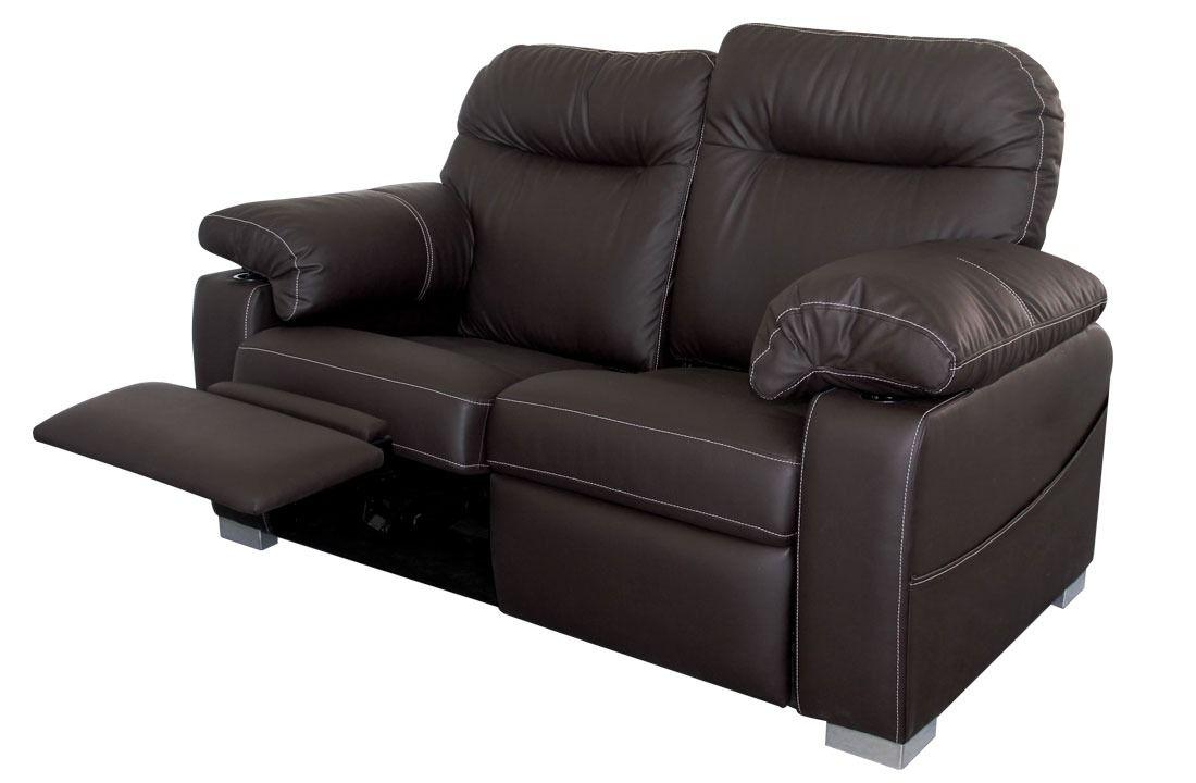 sillon reclinable doble reposet salas mobydec muebles mn4  Decoracion  Furniture Recliner y Chair
