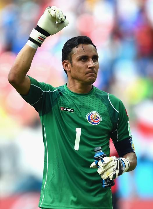 Image result for Keylor Navas with national team