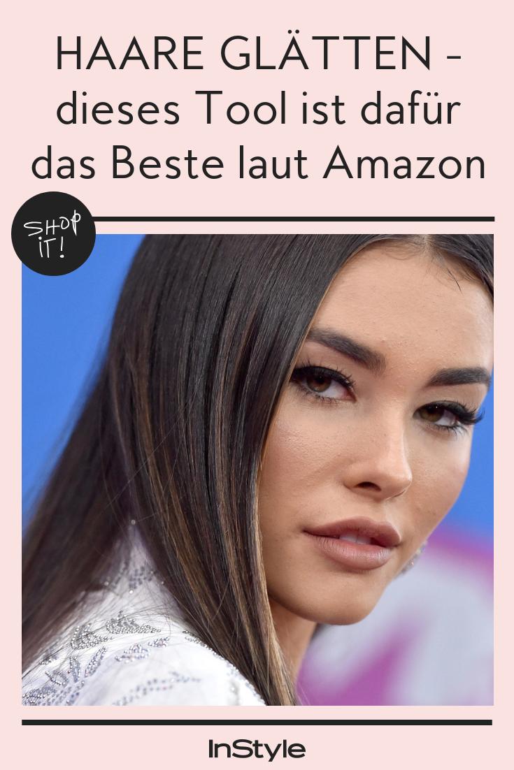 Das Ist Das Beliebteste Produkt Zum Haare Glätten Auf Amazon Haar