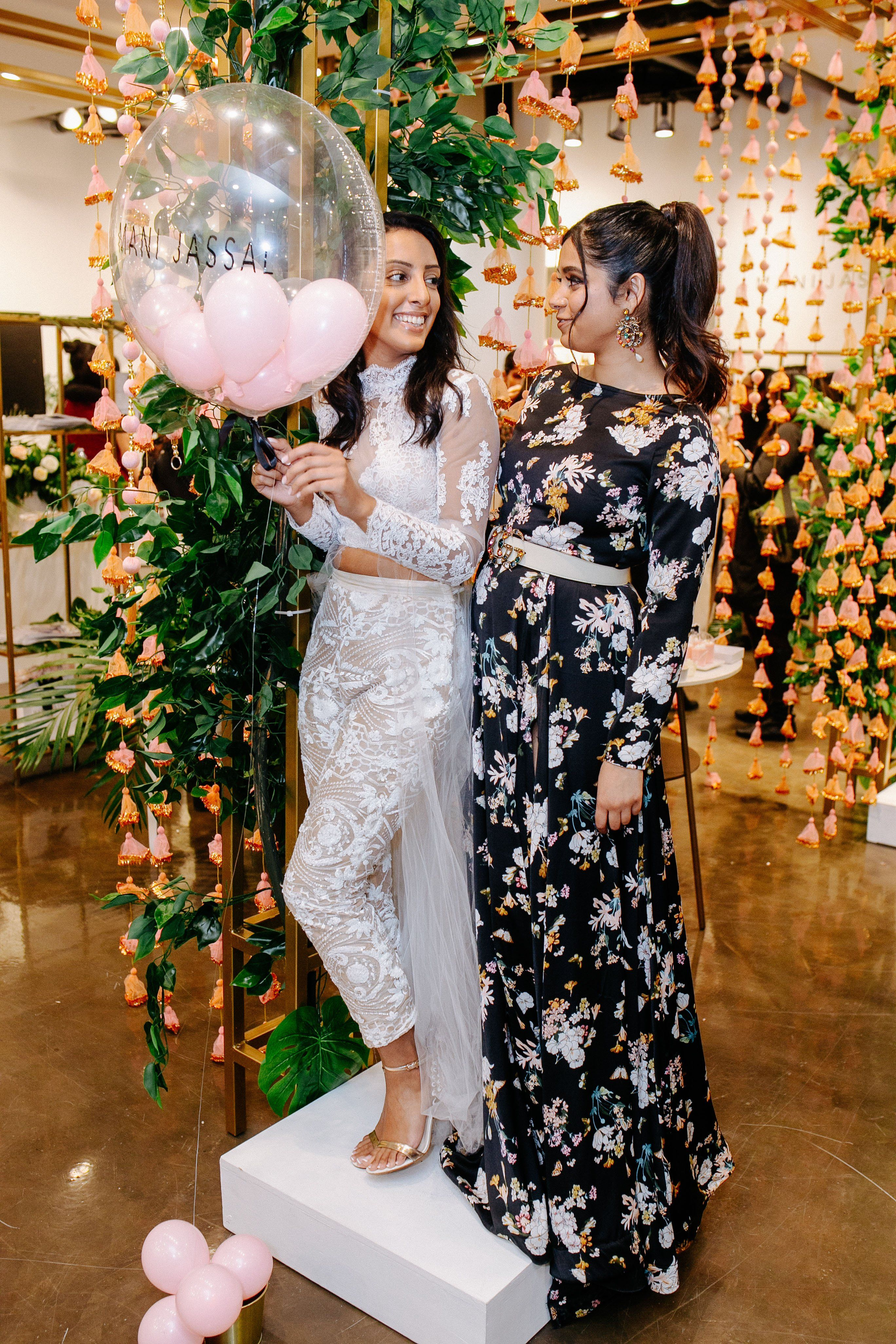 MANI JASSAL Yorkville Launch Event with ELLE Canada (With