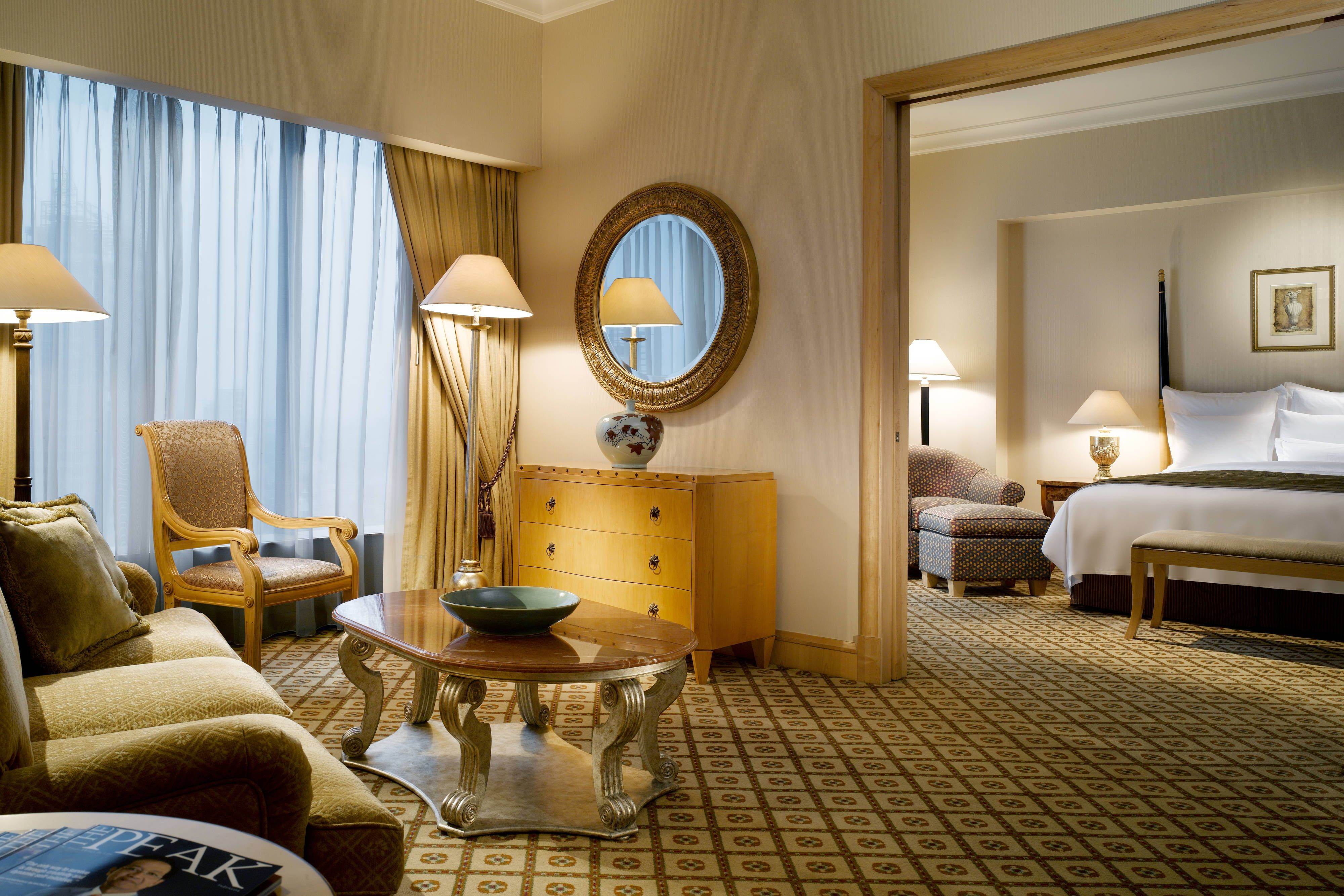 Jw Marriott Hotel Jakarta Diplomat Suite Guestroom Holidays