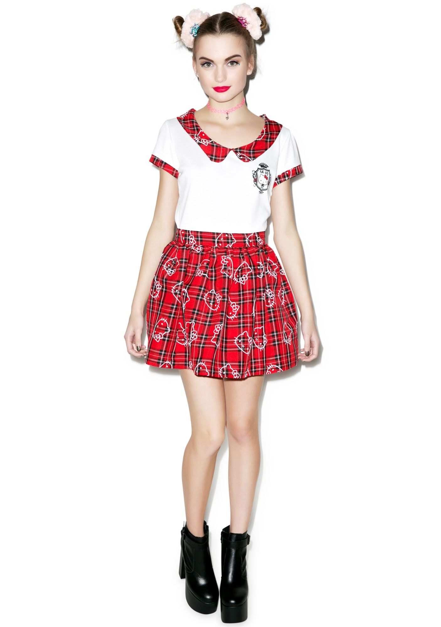 e7443223f Hello Kitty School Girl Top | HELLO KITTY/SANRIO FAMILY | Hello ...