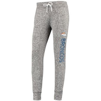 2411a206 Women's G-III 4Her by Carl Banks Heathered Gray Denver Broncos ...