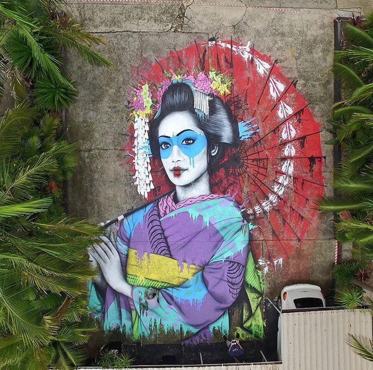 New Street Art by @findac found in Seaforth NSW Australia #art #mural…
