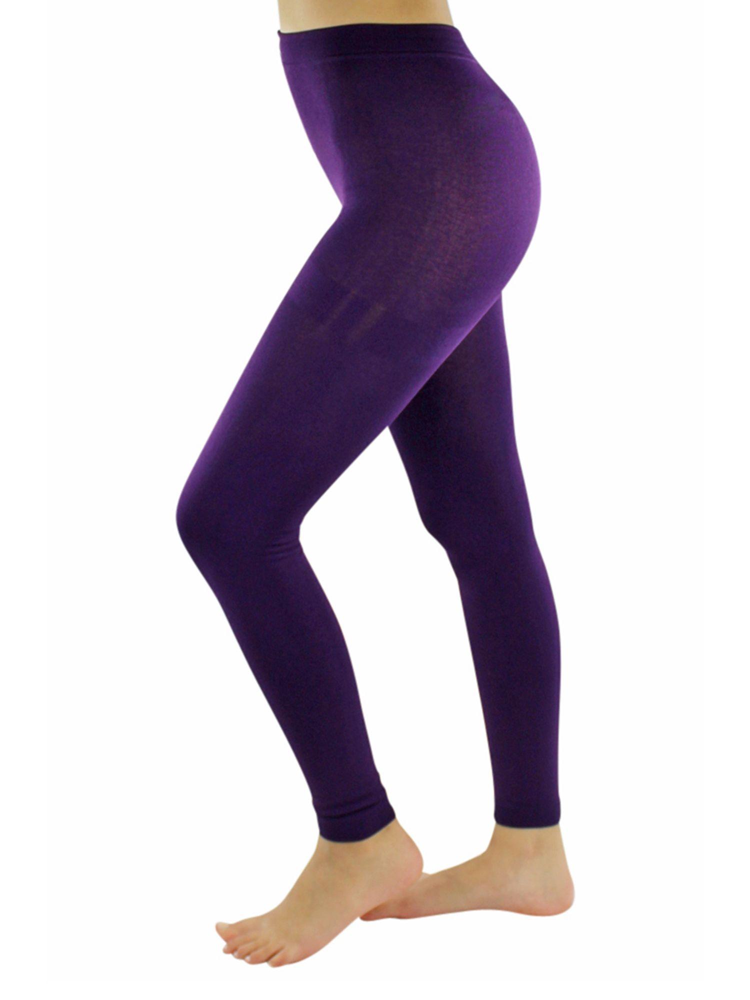 Thick Opaque Fleece Lined Leggings Ad Opaque Ad Thick Fleece Cute Leggings Colorful Leggings Fleece