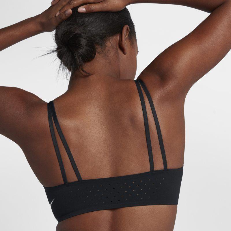 653af3ab916a1 Nike Indy Breathe Women s Light Support Sports Bra - Black ...