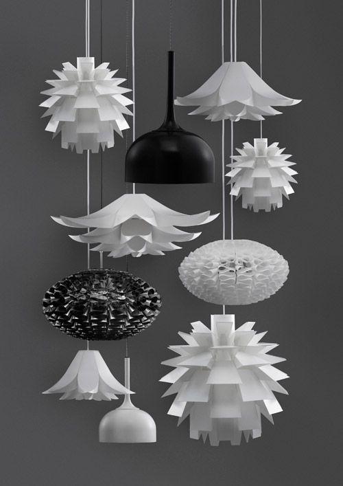 Jetzt Wo Es Langsam Wieder Dunkel Wird... Die Lampen Kollektion Von Normann  Copenhagen
