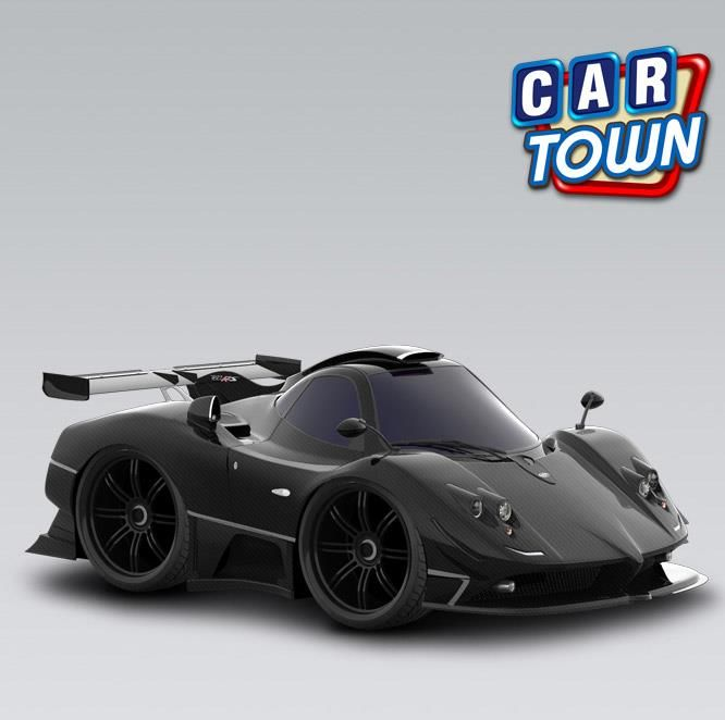¡El Pagani Zonda 760RS 2012 regresa por la primera vez desde que fue lanzado! Este auto raro e increíblemente poderoso puede ser tuyo hoy en Car Town. ¡No te lo pierdas!  27/04/2013
