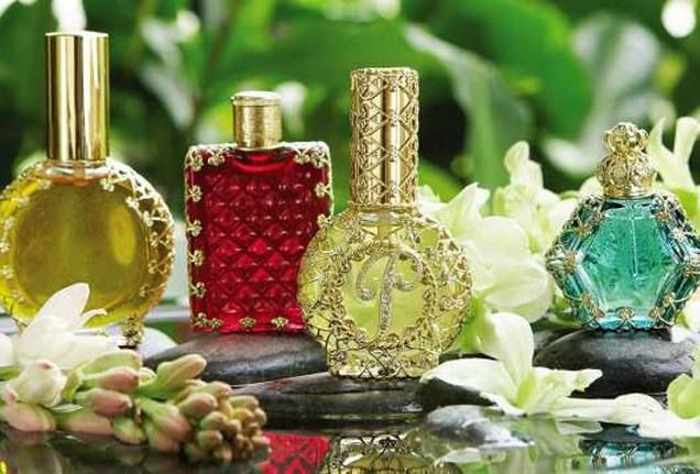 I created my personal fragrance called 'Oriental' in 2016.