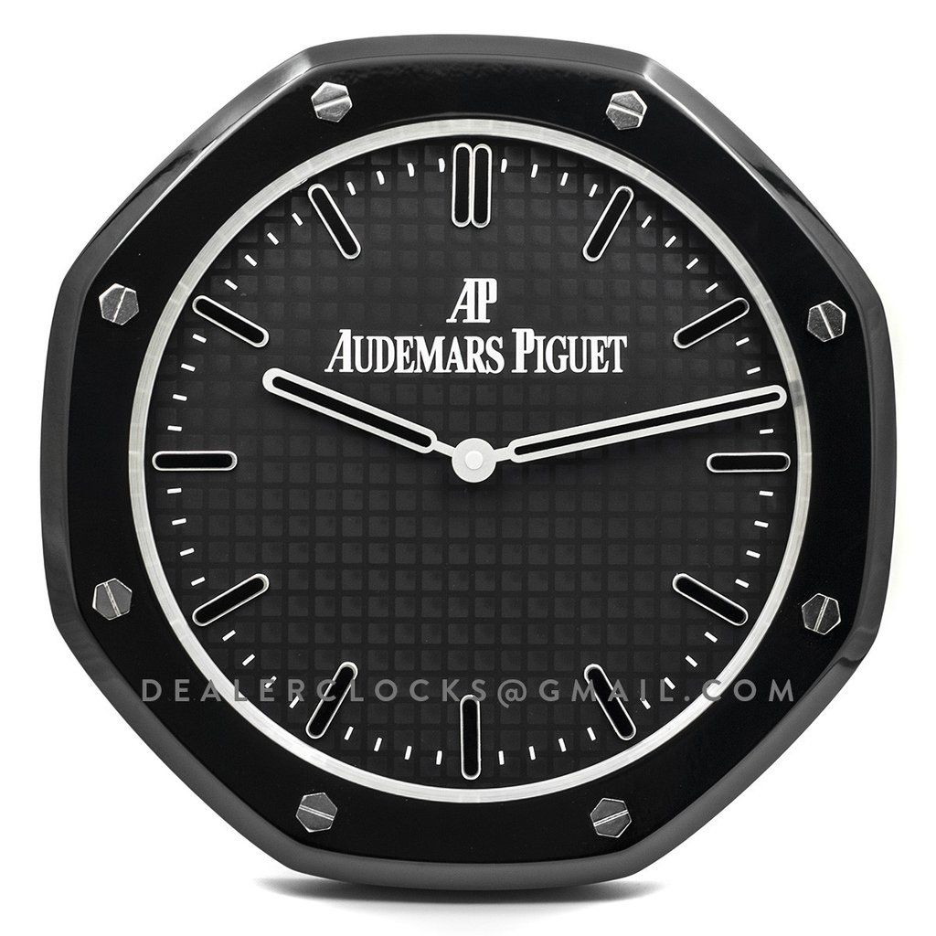 Audemars Piguet Dealer Display Wall Clock Based On The Royal Oak