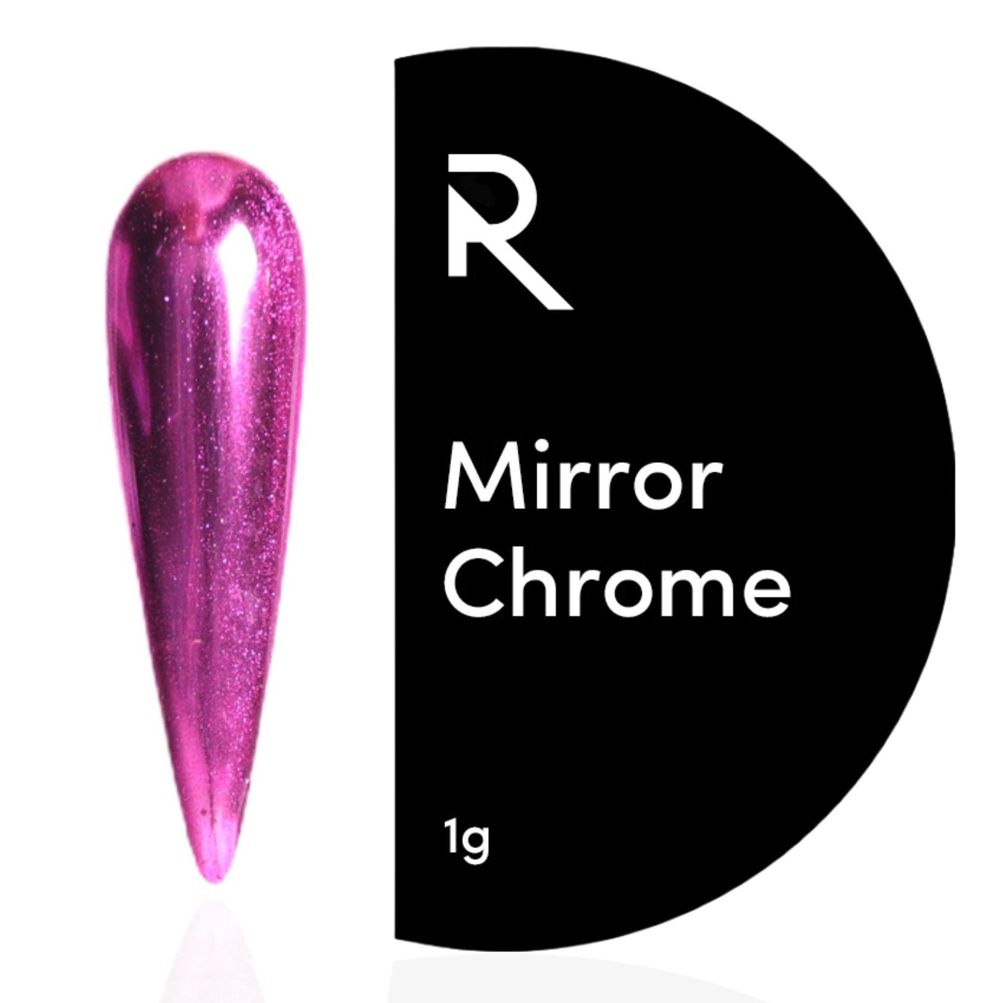 Spiegelchrompulver 11