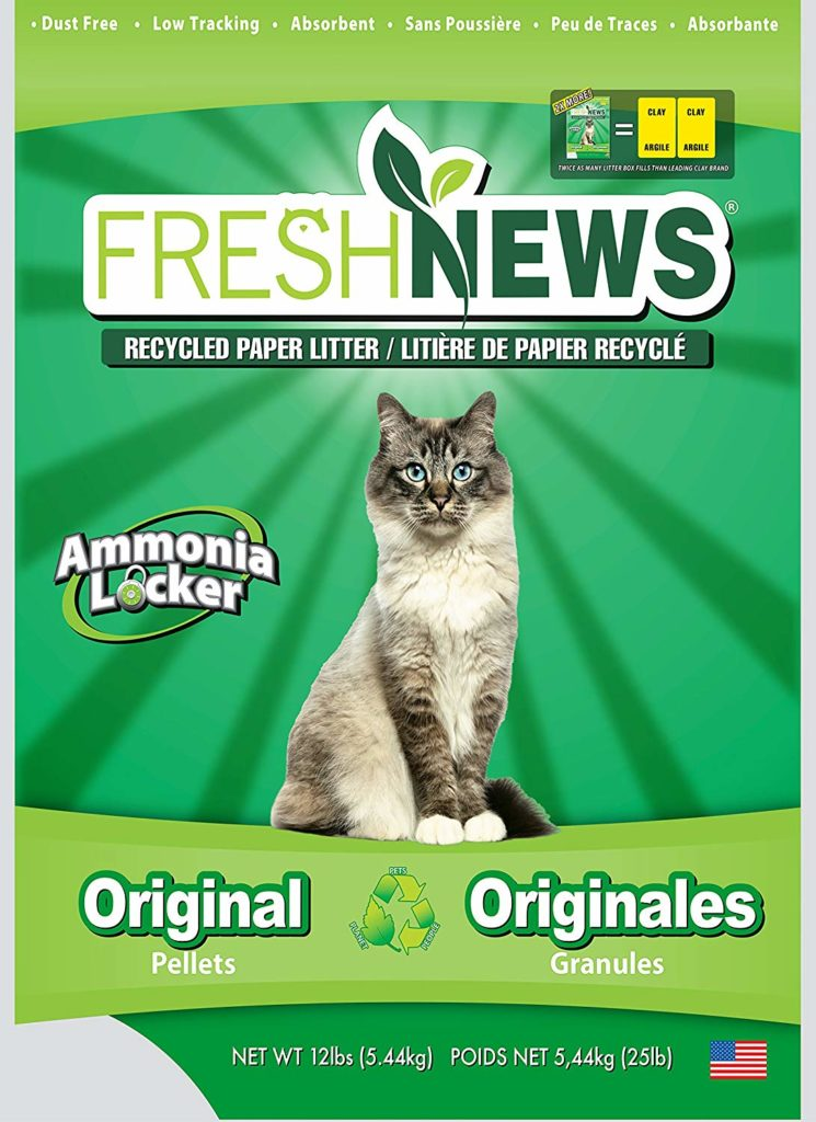 10 Best Cat Litters Of 2020 Keep Your Home Smelling Clean Best Cat Litter Paper Cat Litter Cat Litter