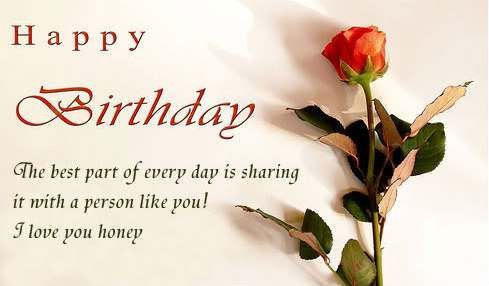 Romantic Birthday Wishes To Inspire The Perfect Message Romantic Birthday Wishes Birthday Wish For Husband Birthday Wishes For Wife