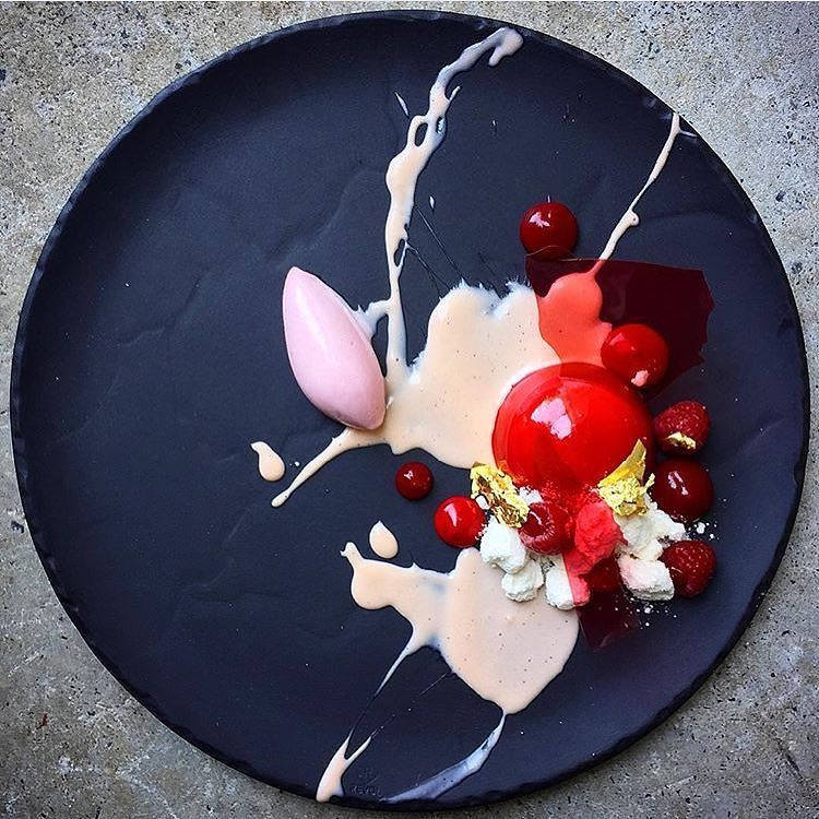 What I need right now. Thanks @gourmetartistry for these great inspirations. One of my all Time favourite acc  #truecooks #chef #theartofplating by siankacarilina