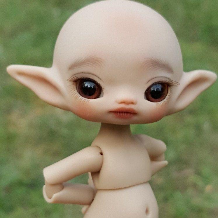fairyland Pukifee Halloween face 1/8  | Boy doll, Doll