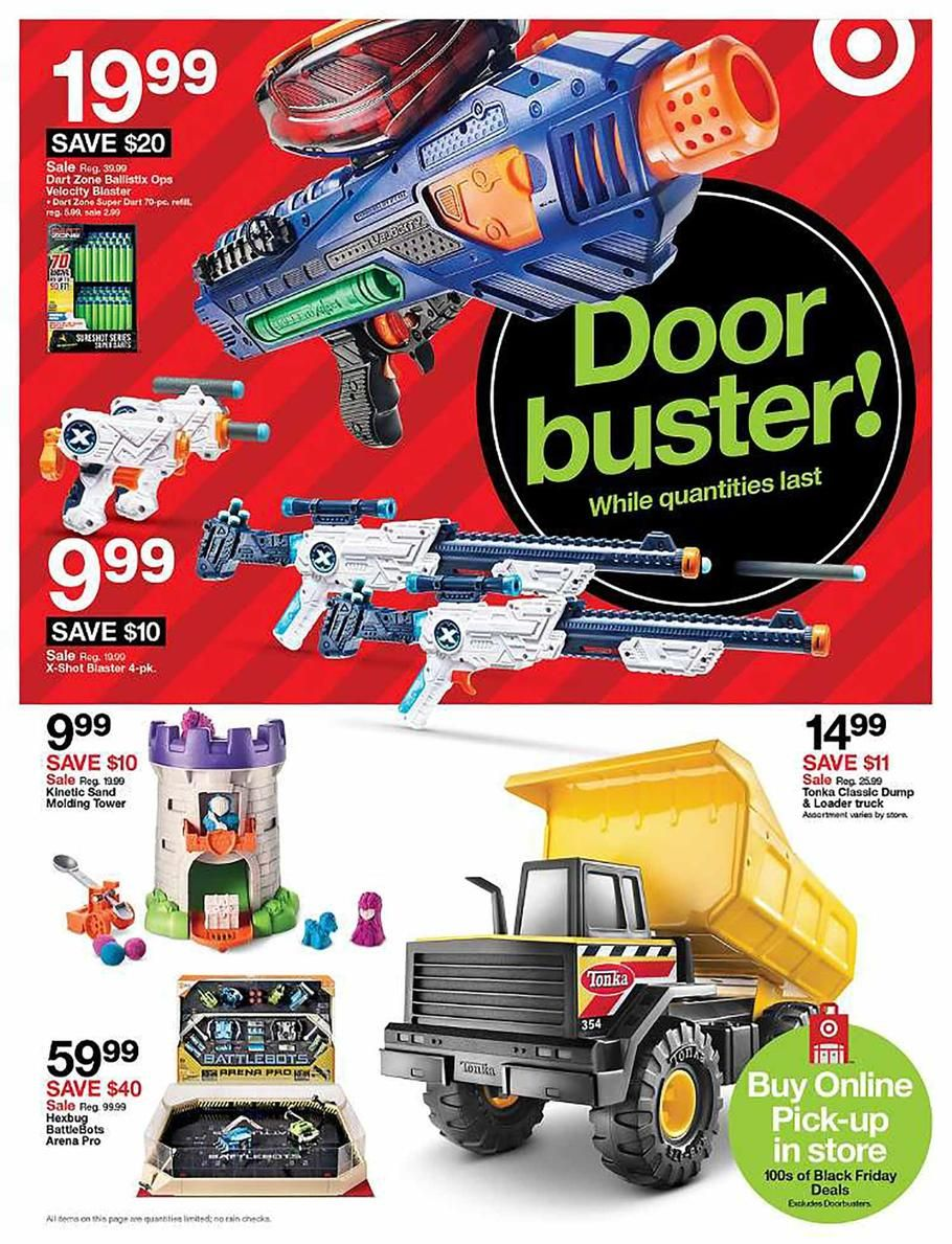 Target Black Friday 2018 Ads Scan, Deals and Sales See the