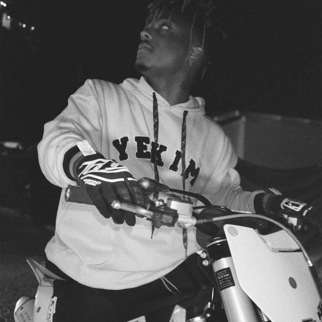 """Juice WRLD 9 9 9's Instagram photo: """"What life has been looking like Blessed beyond belief.. The album is finished and I poured my soul into it..I can't wait to share it with…"""""""