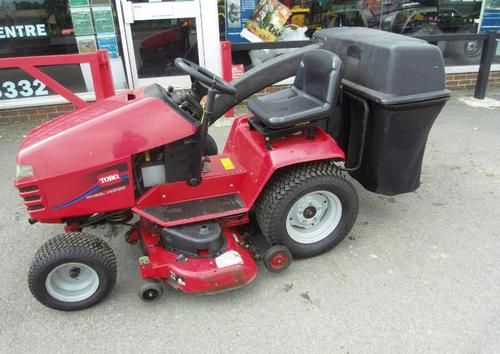 Toro 268 Wheel Horse Ride On Mower Ebay Riding Mower Mower Horse Riding