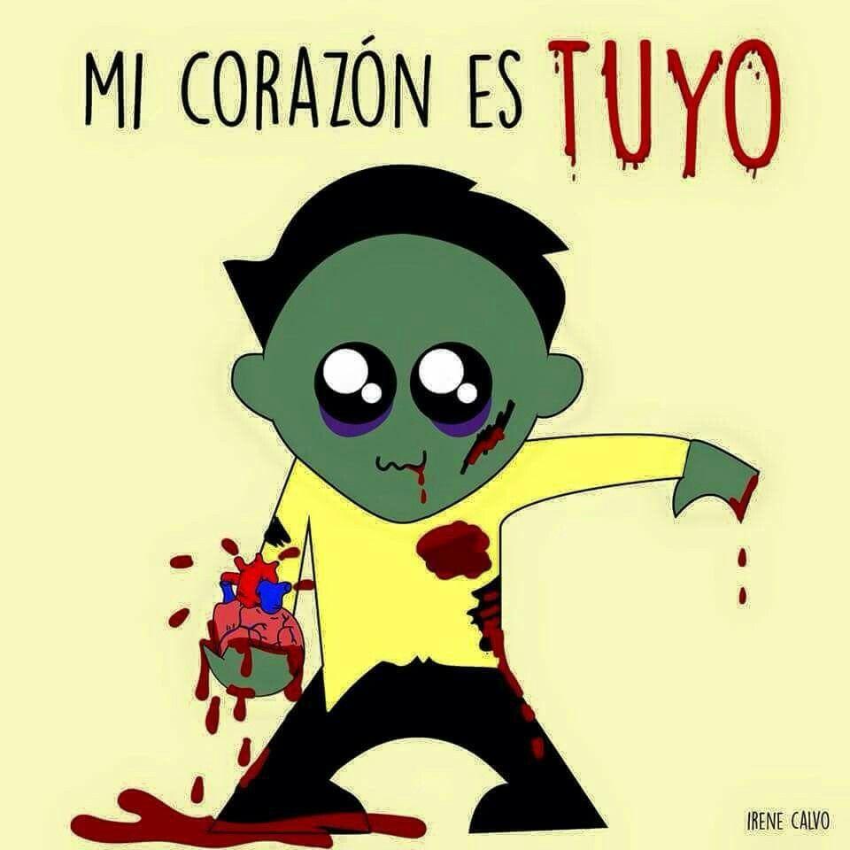 Mi Corazon Es Tuyo Frases De Todo Pinterest Irene Calvo Amor