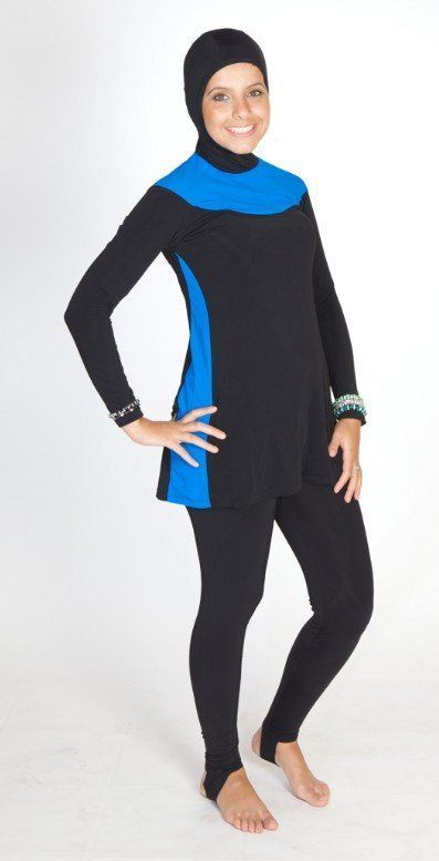 d1ca4c4d97 Burkini, Modest Hijab Swimwear, Muslim Swimsuit, Islamic Swimsuit Available  for sale $60.95 including DHL. size xs - 2xl
