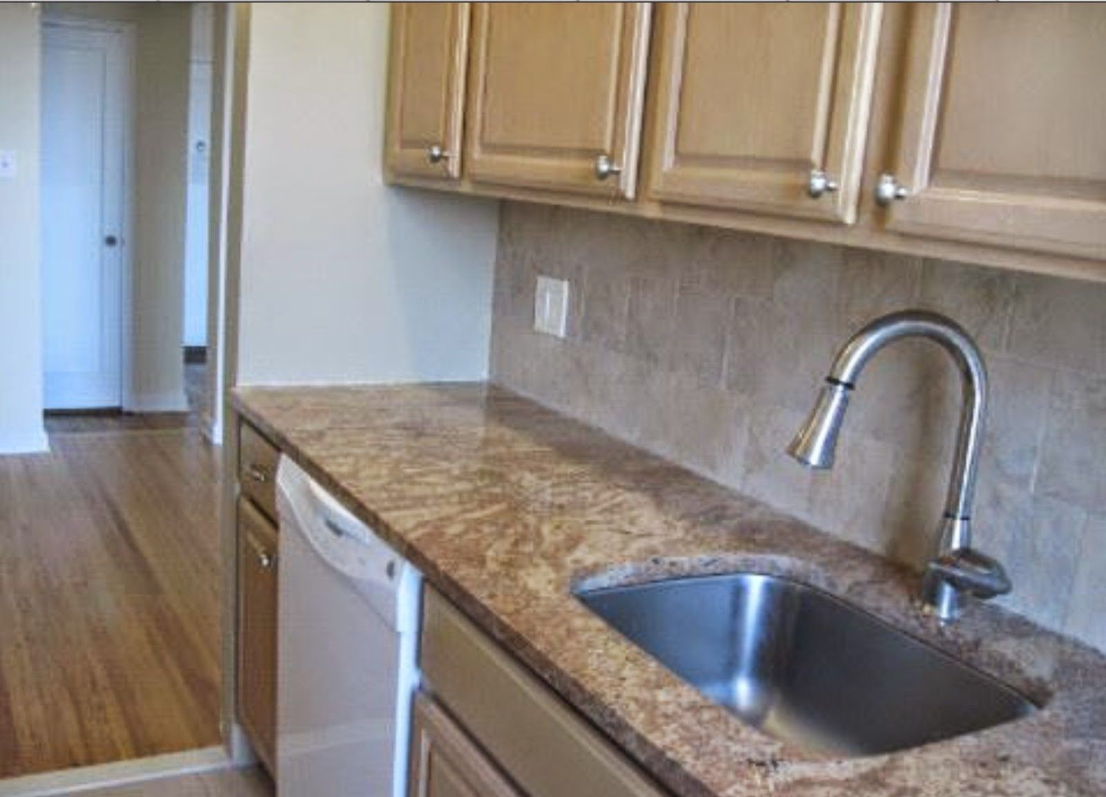 Ugly Granite Countertops Remodeling Around An Ugly Granite Countertop Granite Countertops