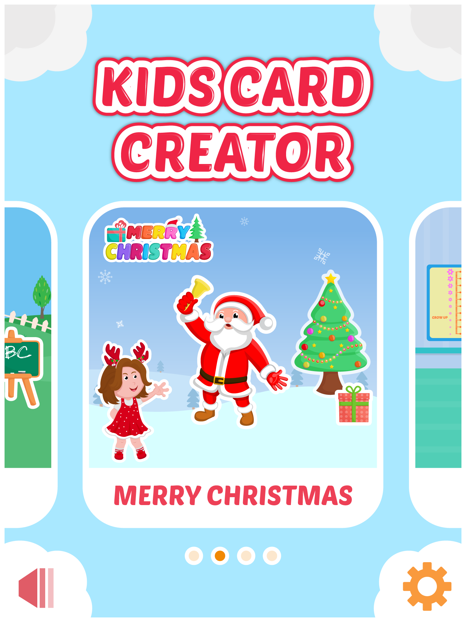Personal Greeting Cards builder for Kids. Create unique, customized ...