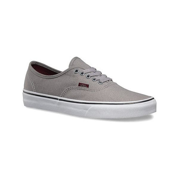 VANS Sneakers Gray Casual Shoes sneakernews 3HDW2gN
