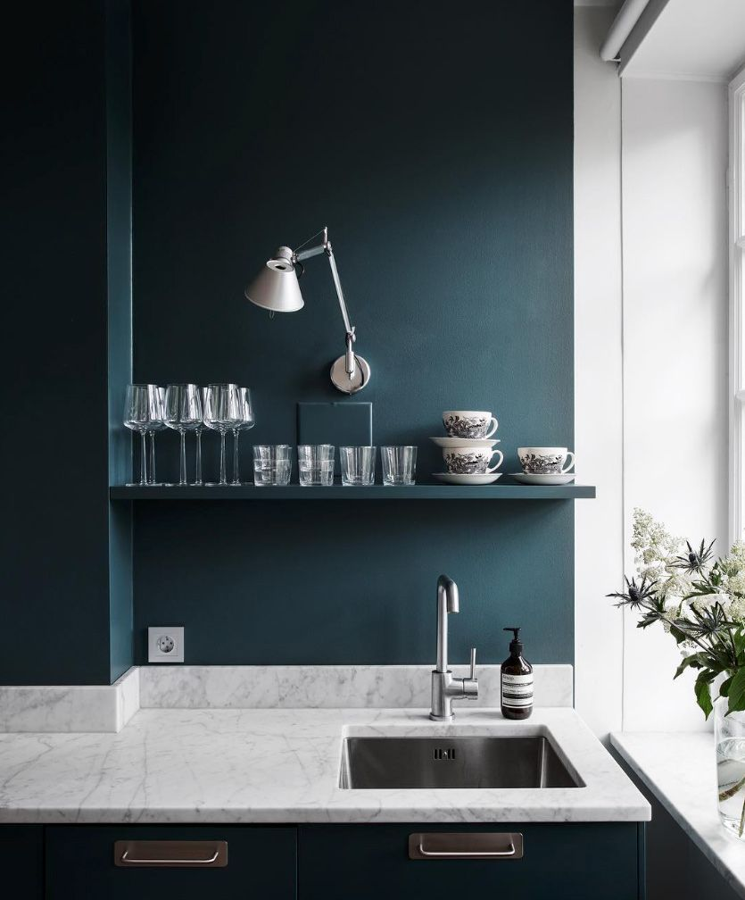 Scandinavian Kitchens Find Your Style Here: Instagram Find: Beautiful Interior Inspiration By Swedish