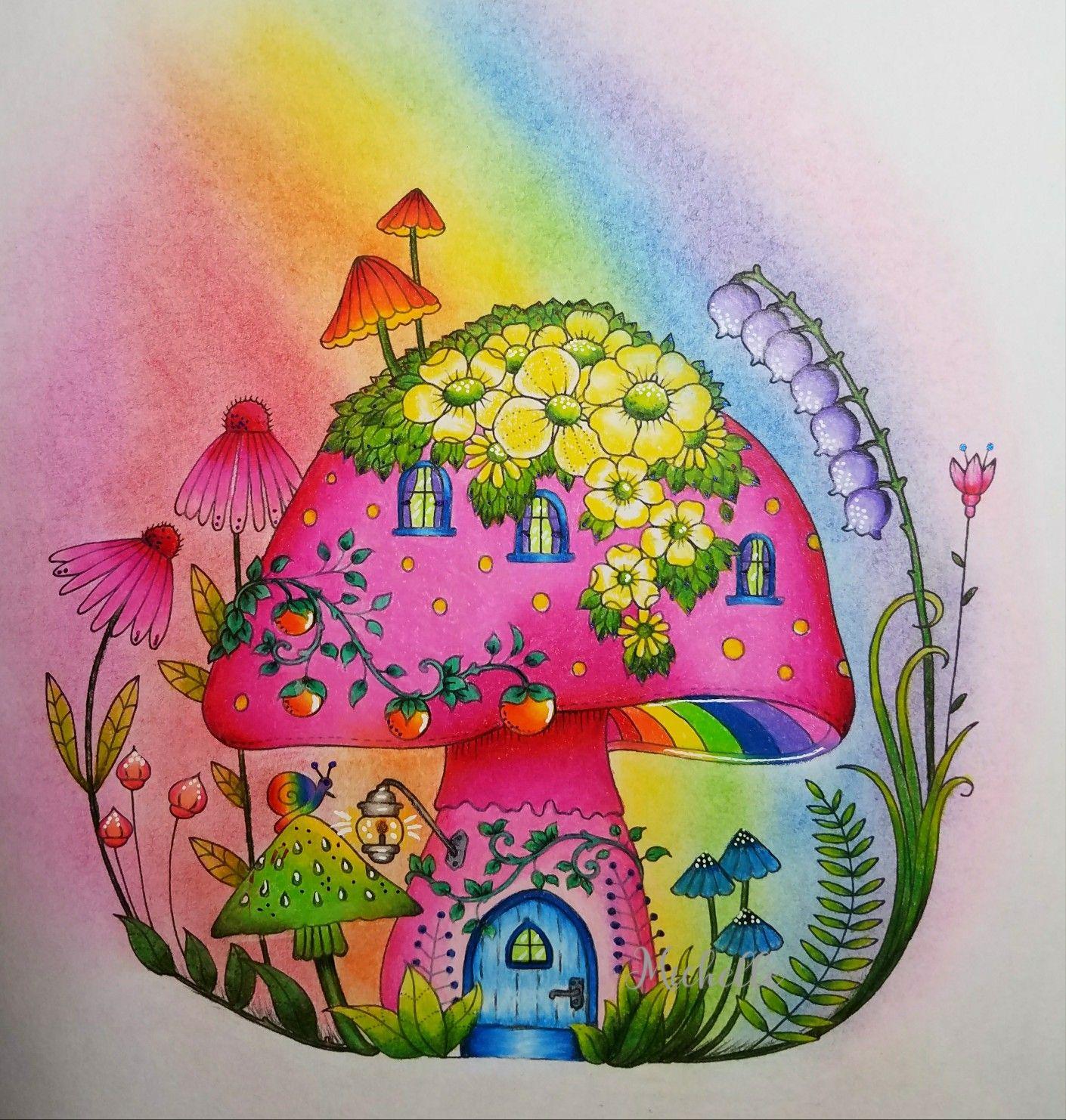 Flourish By Johanna Basford Johanna Coloring Book Johanna Basford Basford