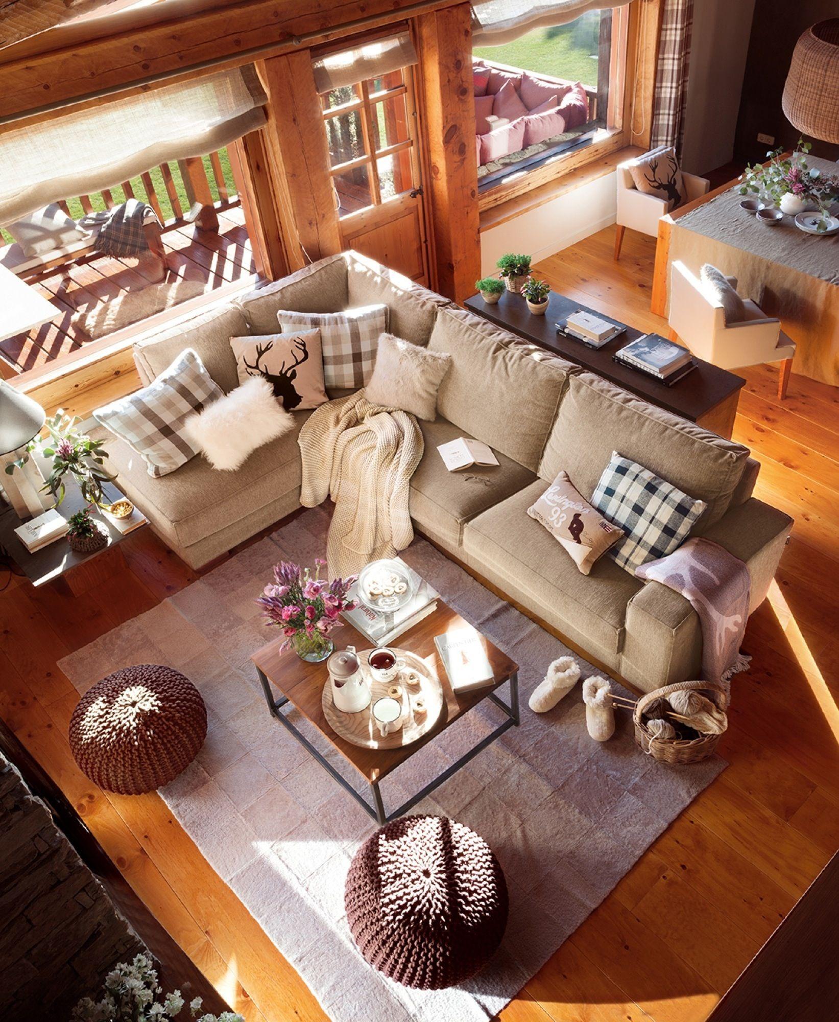 Pin De Petite Pepa En Design Pinterest Sala De Estar Casas Y  # Muebles Cultivados