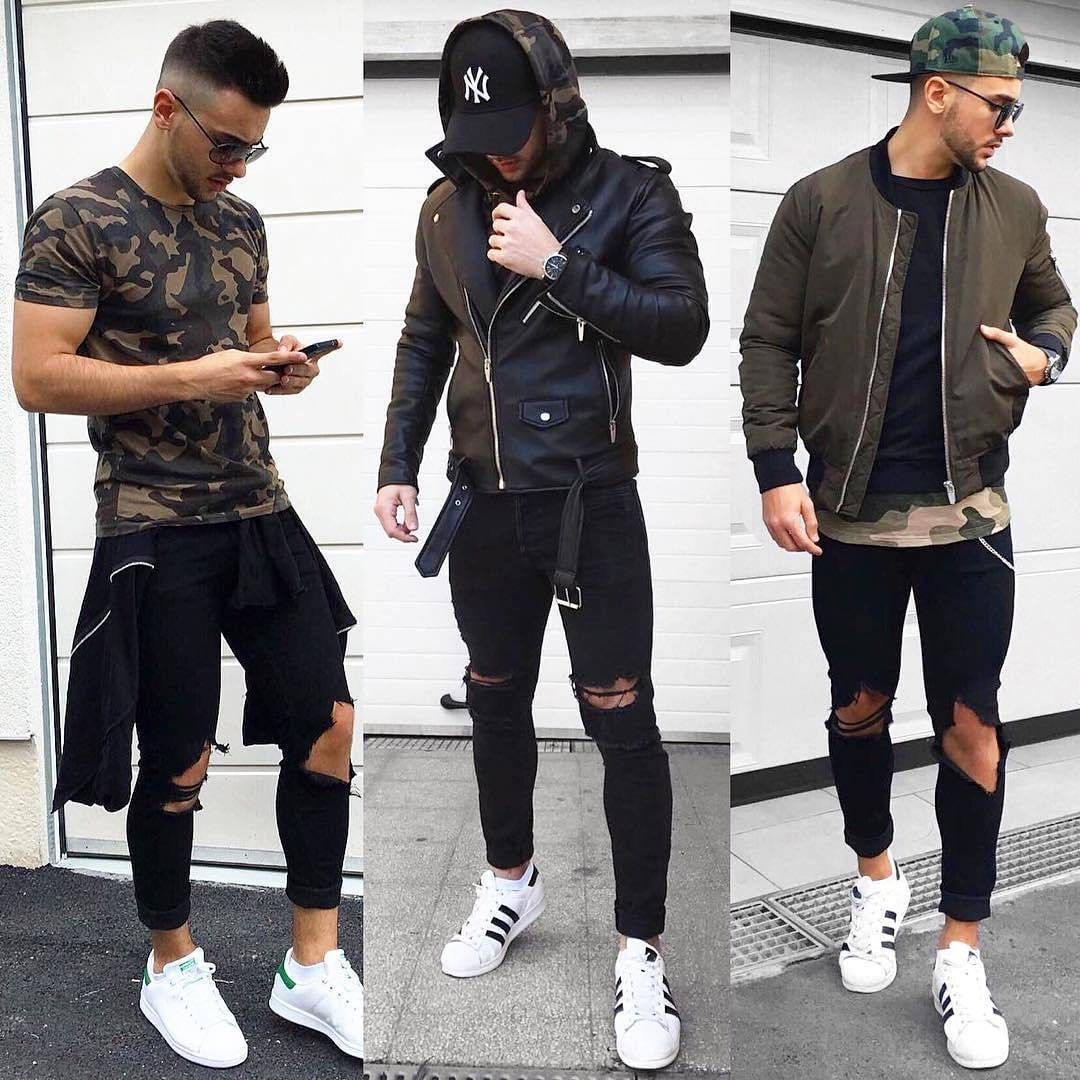 4 280 Likes 47 Comments Men 39 S Fashion Style Mensfashions On Instagram 1 2 Or 3