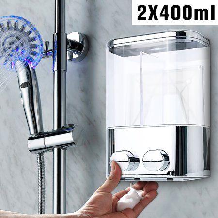 Home Shampoo Dispenser Liquid Soap Bathroom Soap Dispenser