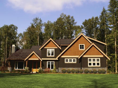 Teak Novik 174 Novikshake Rs8 8 Cedar Shake Polymer Siding Panel For The Home House Siding Roofing Supplies House