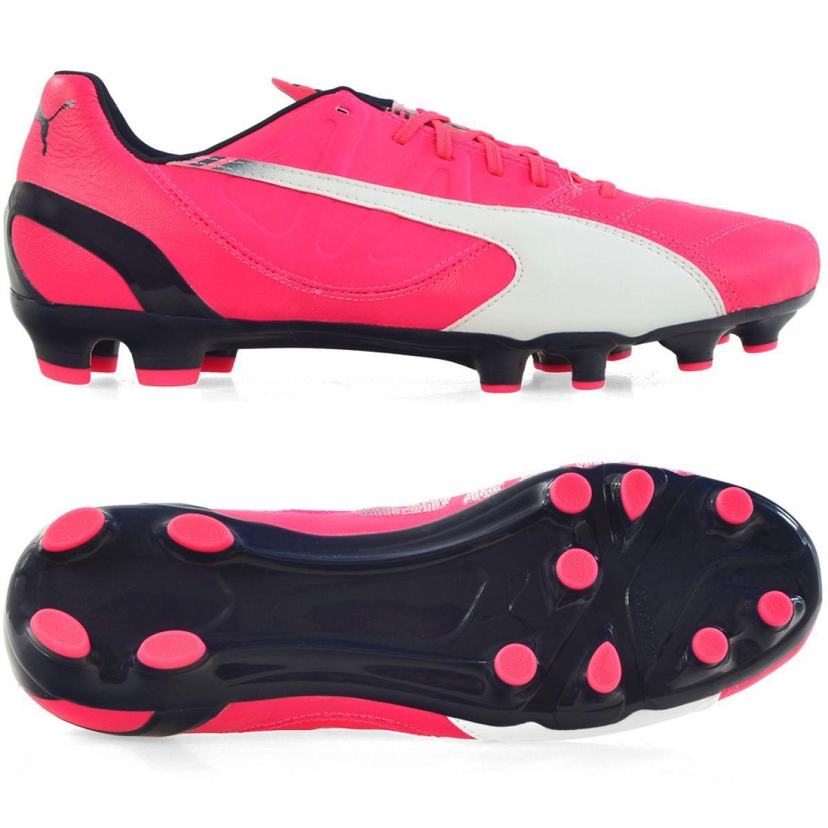 Buty Pilkarskie Puma Evo Speed 3 3 Fg M 103014 03 Rozowe Rozowe Nike Air Max Air Max Sneakers Sneakers Nike
