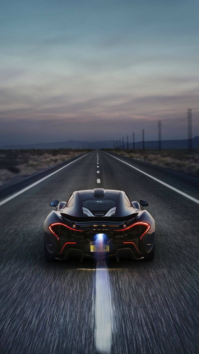 Mclaren P1 Iphone Ipad Wallpaper The Dream Automotives