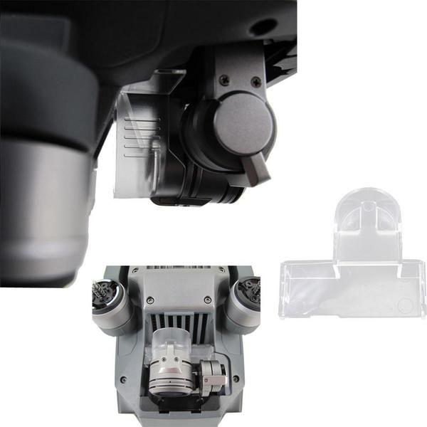 New Gimbal Lock Clamp Camera Holder For DJI Mavic Pro