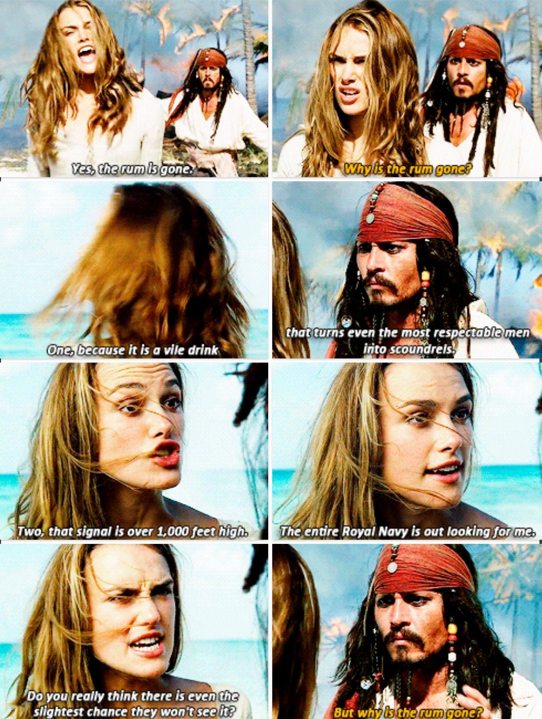 Pirates of the Caribbean: Curse of the Black Pearl ...