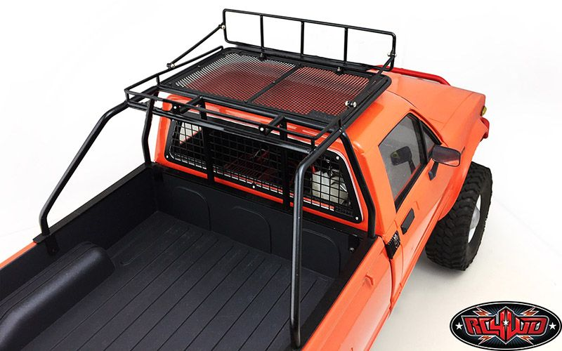 Resultado De Imagem Para Roof Rack With Rollbar Roof Rack Truck Accessories Pickup Truck Accessories