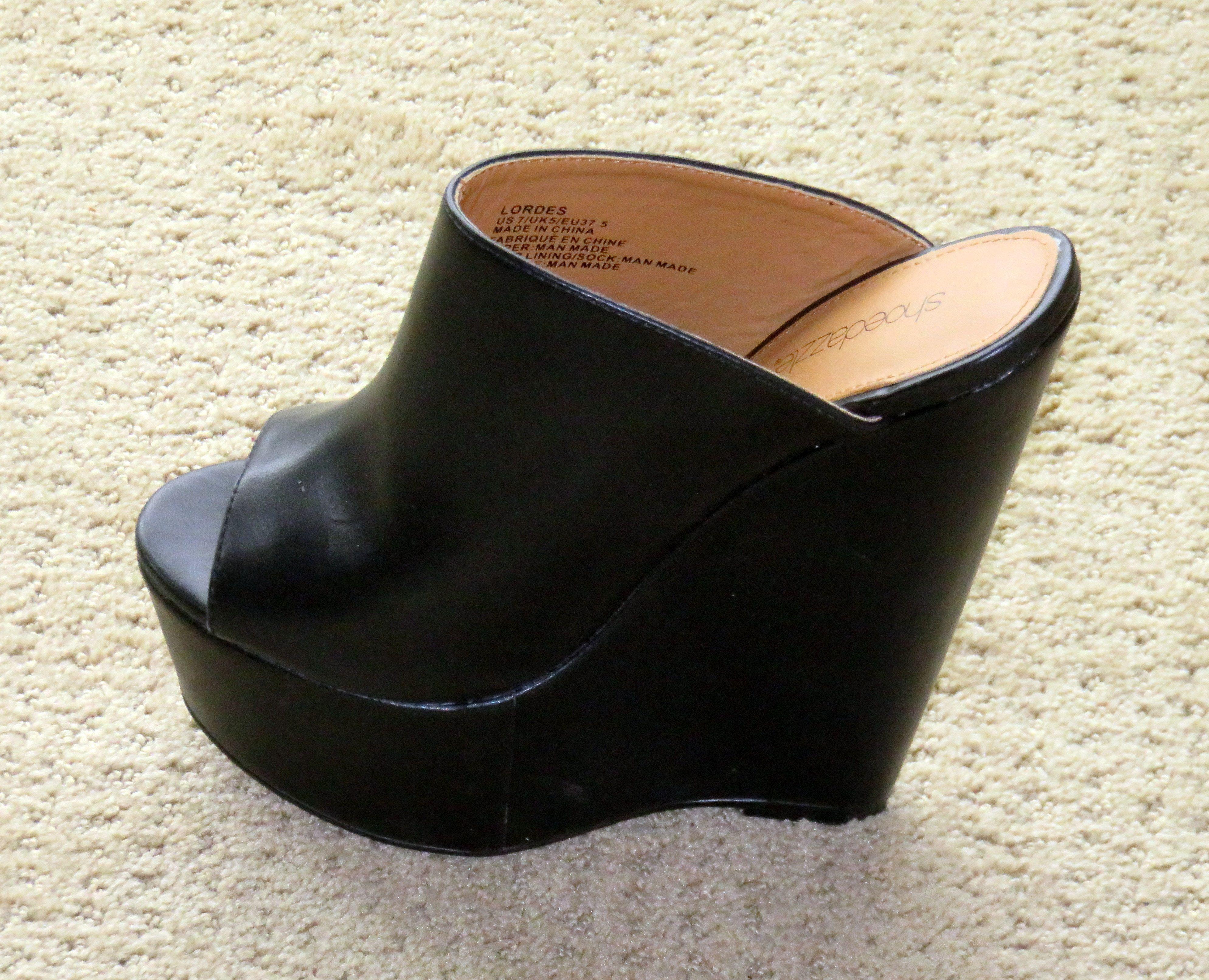 Lordes Platforms | Wedge heels, Heels