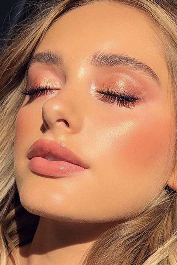 Makeup tips   Highlighter tips