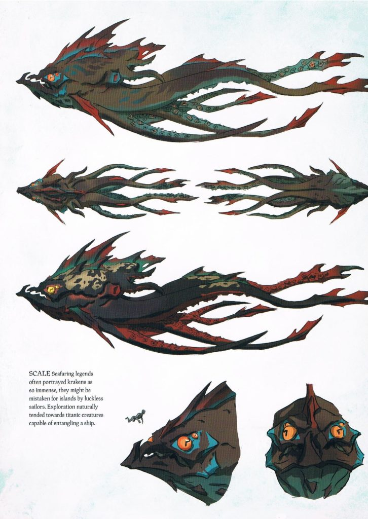 Sea Of Thieves Megalodon Model Google Search Proyectos
