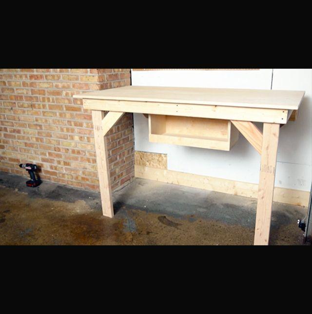 Foldable Workbench Main Image
