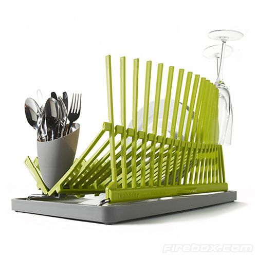 High and Dry DishRack