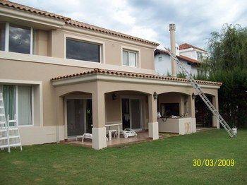 Casa exterior pintura inspiraci n de dise o de for Nuevos colores de pinturas para casas
