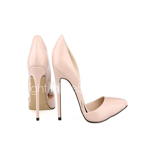 Shoes For Women Stiletto Heel Heels Pointed Toe Heels Dress Casual Black Red Beige