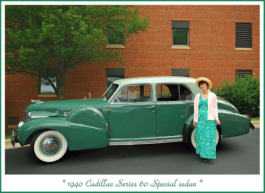 Marsha wouldn\'t mind owning this 1940 Cadillac | Cadillac, Car ...