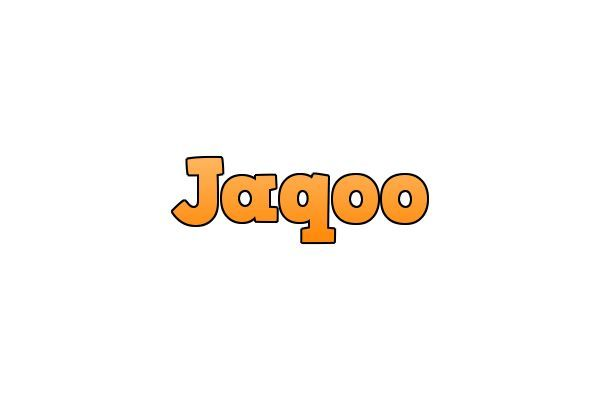 Jaqoo brandable domain name for sale  A short name with an