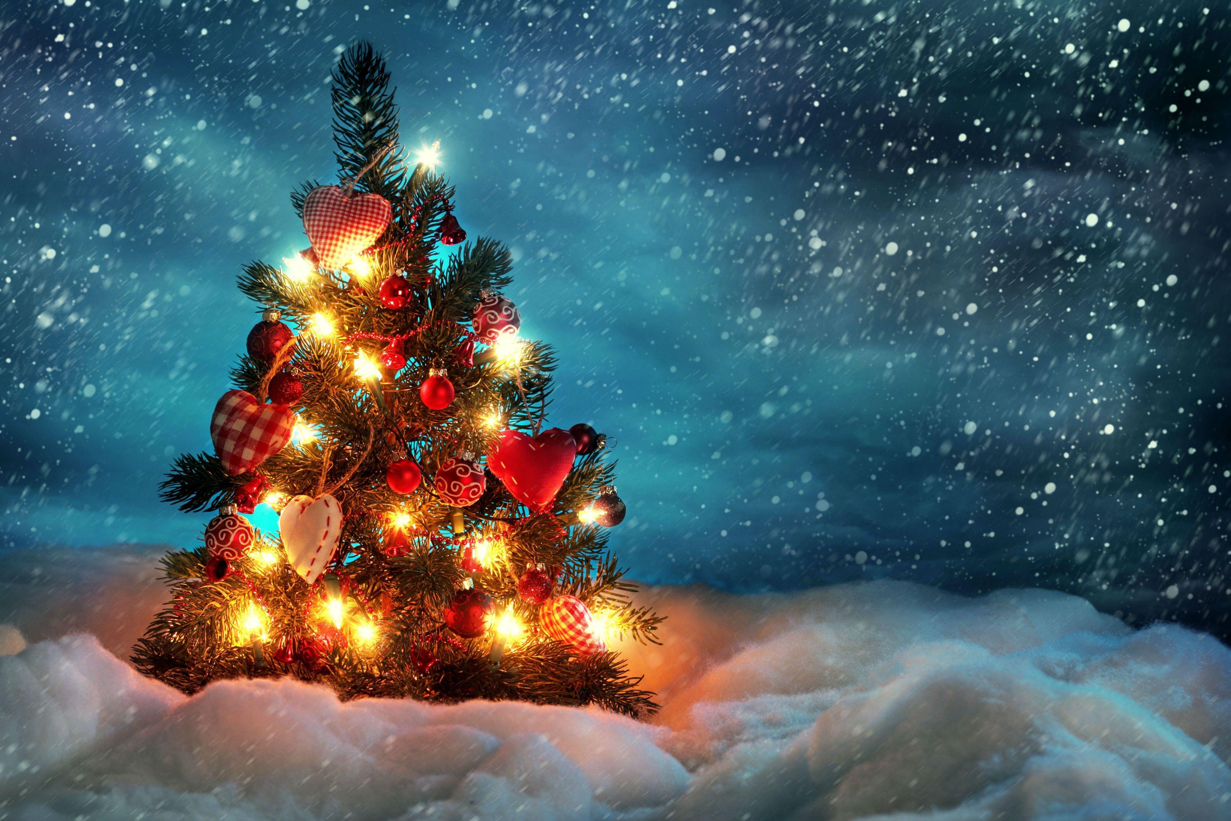 Christmas 4k Wallpaper 4000x2667 Desktop WallpaperChristmas CountdownWinter
